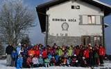 Zimska šola v naravi 2012