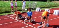 Športni dan – atletika