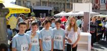 Mednarodni projekt slovenske UNESCO ASP mreže  4. UNESCOV ASP – tek mladih